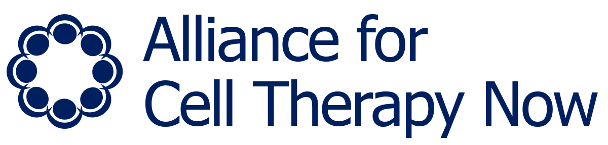 Alliance for Cell Therapy Now